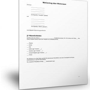 Darlehensvertrag Muster - Standardvertraege.de